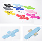 For Apple iPhone Samsung Touch U Type Silicone Universal Stand Mount Holder