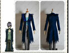IB Mary and Garry Game Garry Outfit Cosplay Costume:Free shipping