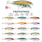 Rapala Saltwater X-Rap // SXR10 // 10cm 13g Fishing Lures (Choice of Colors)