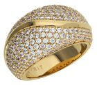 Esprit Damen Fingerring Metall Gold Atropia ESRG02844B