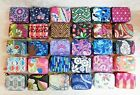 VERA BRADLEY TRAVEL PILL CASE 8 SLOTS U-PICK COLOR NWT ID WINDOW MEDICATIONS