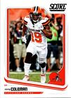 2018 Score Football You Pick/Choose Cards #1-257 Base ***FREE SHIPPING***