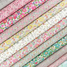 Liberty Tana Lawn Fabric ~ Wonderland / quilting floral betsy capel pink nursery