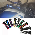 "Motorcycle Sport Scooter 7/8"" Handlebar Rubber Hand Grips For Honda Kawasaki US $9.29 USD on eBay"