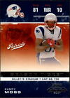 2007 Playoff Contenders Football You Pick/Choose Cards RC AUTO Parallel Base WOW