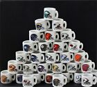 NFL Football Team Mini Ceramic Mugs Cups Gum-ball Machine Collectible Retired! $7.5 USD on eBay