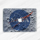 For Macbook Pro Air Retina 11 12 13 15 Inspired by NASA Moon Surface Hard Case