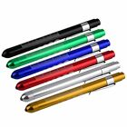 Medical Surgical Penlight Pen Light Flashlight Torch With Scale First Aid A^R5J