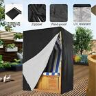 Внешний вид - Outdoor Table Chair Waterproof Chair Cover Garden Furniture Rain Dust Protector