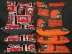 Set Of 8 Cleveland Browns Ohio State Buckeyes Cornhole Bean Bags FREE SHIPPING on eBay