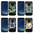 Football Glove Hard Rugged Impact Armor Case for Galaxy S10/S9/S8/Plus/Note 9/8 $19.95 USD on eBay