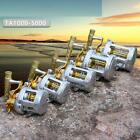 Внешний вид - Big Game Trolling Reel Round Baitcasting Reel Boat Sea Bottom Fishing Reel