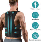 Kyпить Back Posture Correction Shoulder Corrector Support Brace Belt Therapy Men Women на еВаy.соm
