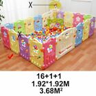 Playpens Baby Play Fence for Kids Activity Gear Protection Safety Play Yard 2019