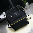 LEQUEEN Mummy Maternity Baby Nappy Diaper Bag Travel USB Backpack Large