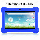 XGODY 7 INCH 8GB Android 8.1 Kids Tablet PC Bluetooth Bundle Case No.09 No.29