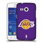 OFFICIAL NBA LOS ANGELES LAKERS HARD BACK CASE FOR SAMSUNG PHONES 6