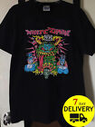 Vintage 90'S 1993 White Zombie Rob Concert Tour Gildan T-Shirt Black S-3XL HOT image