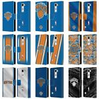 OFFICIAL NBA NEW YORK KNICKS LEATHER BOOK WALLET CASE COVER FOR LG PHONES 2 on eBay