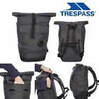 Trespass Rolla 30 Litre Rolltop Backpack Travel Work School Laptop Rucksack