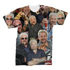 Guy Fieri Photo Collage T-Shirt