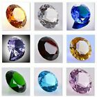 Kyпить Round Crystal Diamond Paperweight Decor ( Multiple Color & Sizes ) US Seller  на еВаy.соm