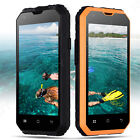 IP68 Rugged Smartphone Unlocked Android 6.0 Cell Phone Dual SIM Quad Core 8GB 3G