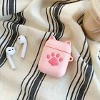 Cartoon Silicone Case Protective Skin Holder Bag for AirPods 2 Apple Accessories