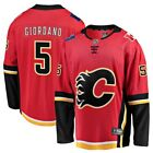Mark Giordano Calgary Flames Fanatics Branded Breakaway Player Jersey Red
