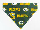 Green Bay Packers Dog Bandana Over the Collar dog bandana Dog collar bandana $10.0 USD on eBay