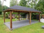 WOODEN GAZEBO*****3 SIZES AVAILABLE*****FULLY INSTALLED