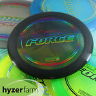 Discraft MCBETH STAMP Z FORCE *pick weight/color* Hyzer Farm disc golf driver