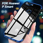 Fashion Transparent Mobile Phone Shell Soft TPU Anti-shock Phone Smart Cover New