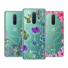 HEAD CASE DESIGNS PLANTS AND GEOMETRICS SOFT GEL CASE FOR AMAZON ASUS ONEPLUS