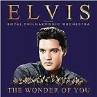 Elvis Presley - Wonder of You ( with the Royal Philharmonic Orchestra, 2016)