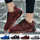 Men's Summer Breathable Sneakers Casual Athletic Jogging Shoes Casual Outdoor