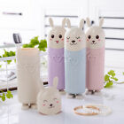 Portable Travel Kids Cartoon Stand Rabbit Cute Toothbrush Holder Container New