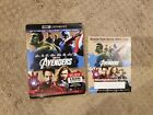 Marvel and New Release Digital Movies Ant-Man Avengers Black Panther Aquaman