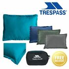 Trespass Snoozefest Travel Camping Soft Pillow