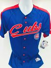 Chicago Cubs Genuine MLB Button Down Mens Jersey Size S, M, L, XL on Ebay