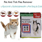 Pet Dog Cat Neck Strap Anti Flea Mite Tick Louse Collar Long Lasting Protection