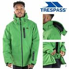 Trespass Lurgan Mens Waterproof Ski Snowboarding Winter Jacket With Hood