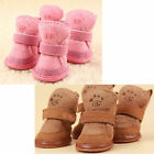 Kyпить Warm Winter Pet Dog Boots Puppy Shoes For Small Dog на еВаy.соm