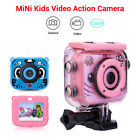 Kids LCD Video Action Camera Waterproof Cam Camcord Photography Boys Girls Gift