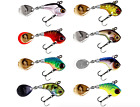 Jackall Deracoup Tail Spinner  CHOOSE SIZE AND COLOR