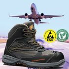 V12 Torque Safety Boots Trainer Shoe Composite Metal Free Vegan Friendly UK 6-12