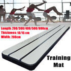 600cm  Inflatable Gymnastic Air Track Mat 10/15cm 200cm Floor Practice Training