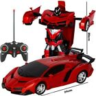 (60% OFF Holiday Promotion+BUY 2 SAVE$5) Transformer RC Toy Car