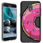 for Samsung Galaxy J3 2018 Star/Orbit/Amp Prime3(Black)TPU Phone Case Cover-G