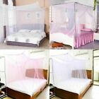 Mosquito Net Folding Portable Insect NET Camping Tent Protector Dustproof Top US image